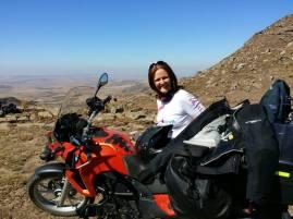 mom biker